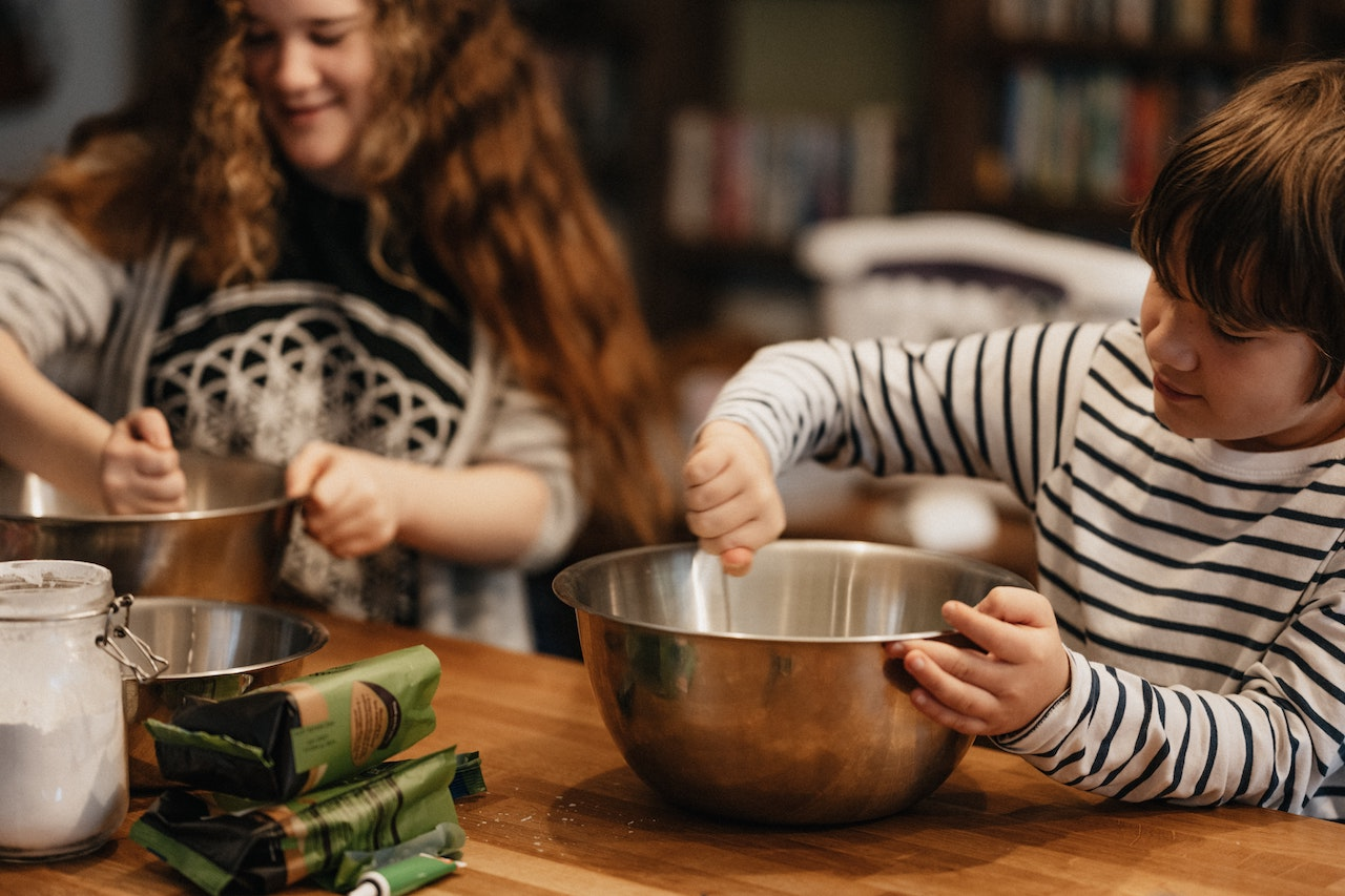 5 Kitchen Shortcuts for Busy Moms